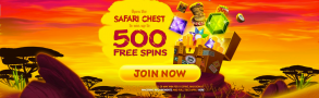 Simba Slots casino review